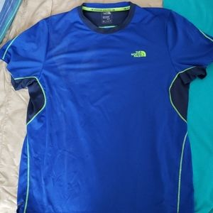 North face sports tee